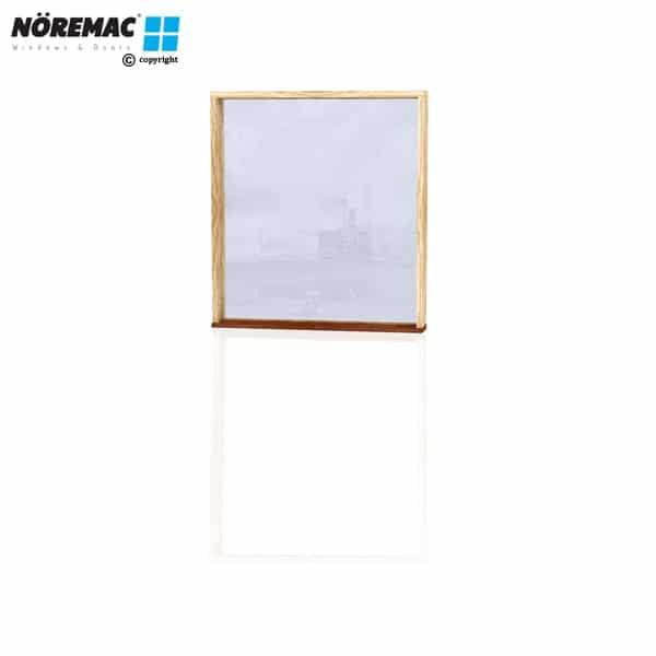 Timber Fixed Window, 1090 W x 1200 H, Single Glazed
