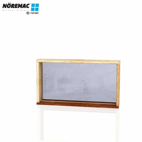 Timber Fixed Window, 1090 W x 600 H, Single Glazed