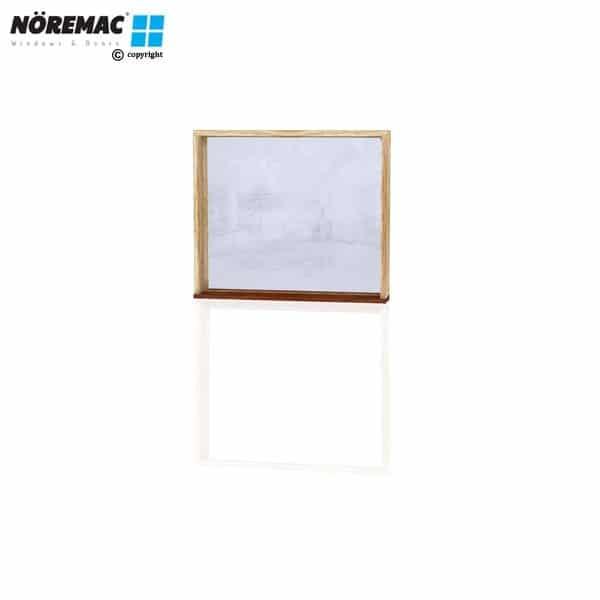 Timber Fixed Window, 1090 W x 944 H, Single Glazed