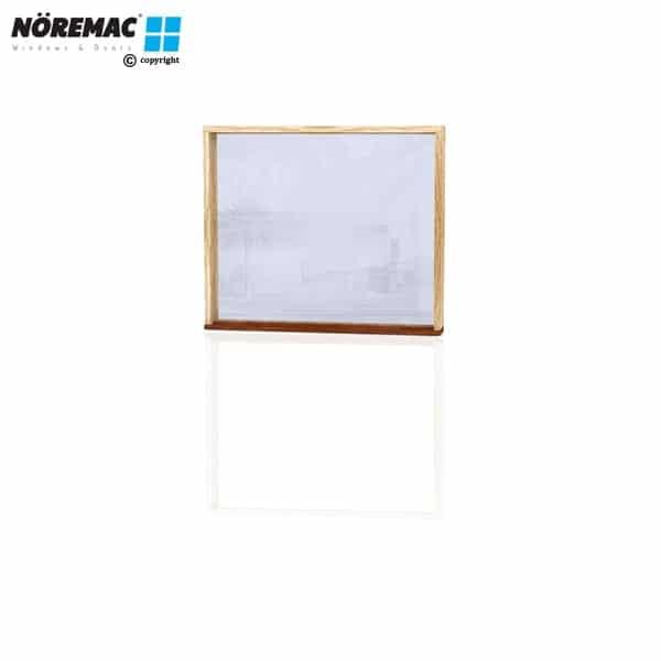 Timber Fixed Window, 1210 W x 1030 H, Single Glazed