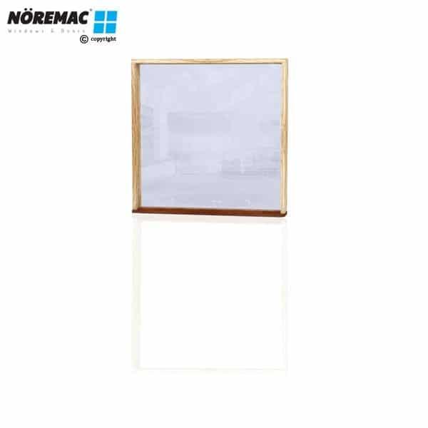 Timber Fixed Window, 1210 W x 1200 H, Single Glazed