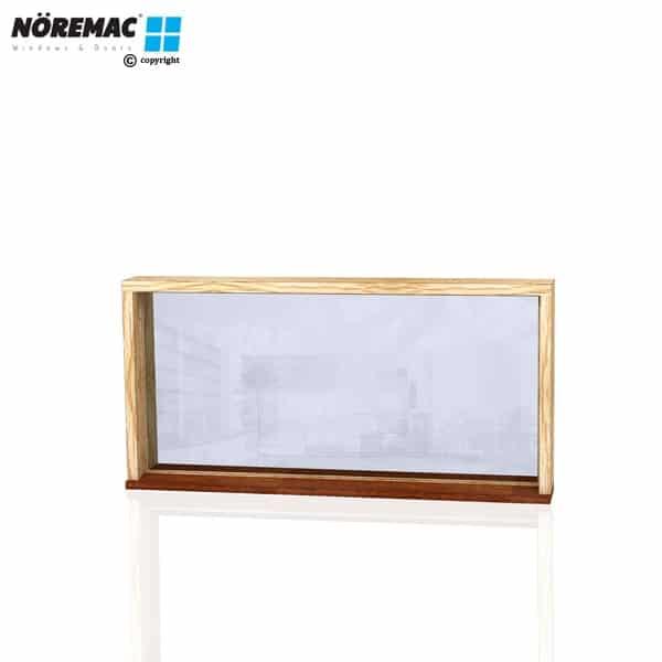 Timber Fixed Window, 1210 W x 600 H, Single Glazed