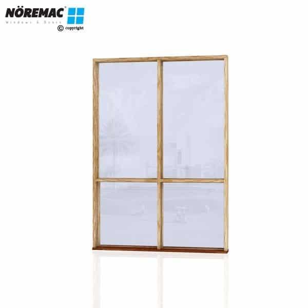 Timber Fixed Window, 1450 W x 2058 H, Double Glazed