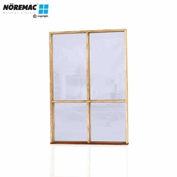 Timber Fixed Window, 1450 W x 2100 H, Double Glazed
