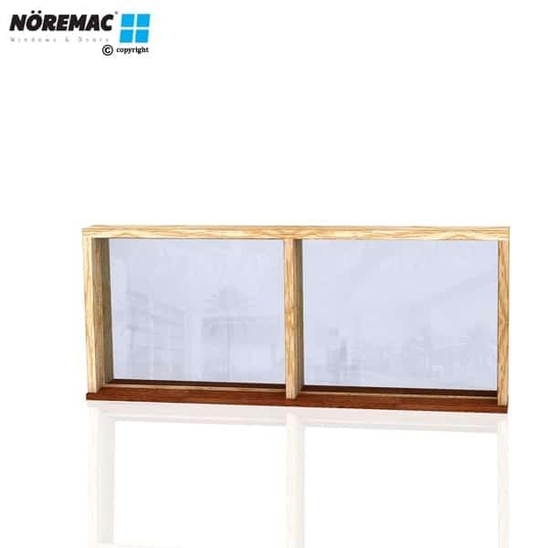 Timber Fixed Window, 1450 W x 600 H, Single Glazed