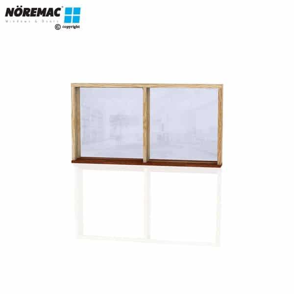 Timber Fixed Window, 1450 W x 772 H, Single Glazed