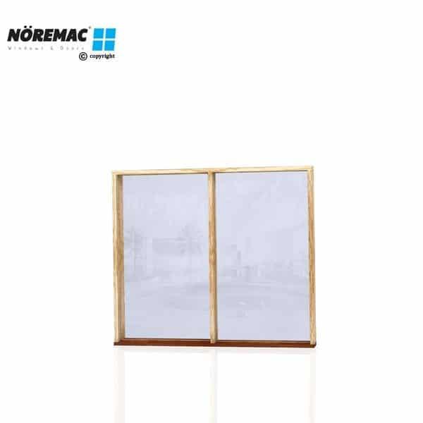 Timber Fixed Window, 1570 W x 1370 H, Double Glazed