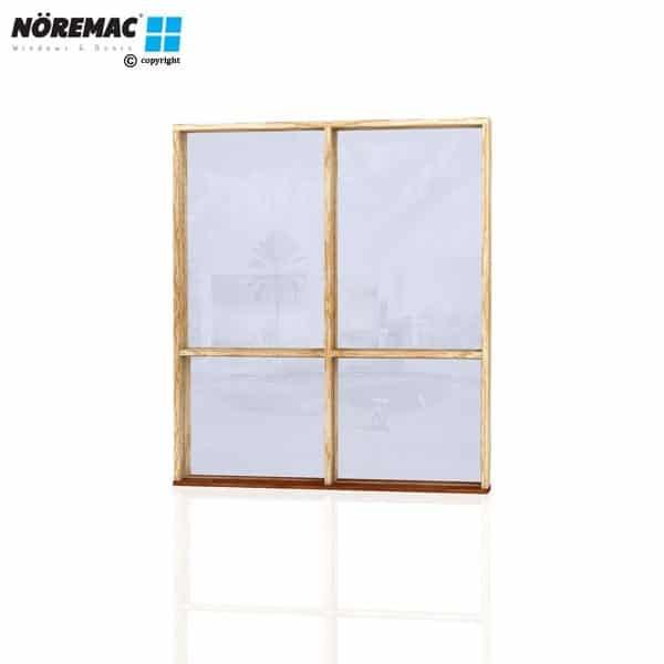 Timber Fixed Window, 1570 W x 1800 H, Double Glazed