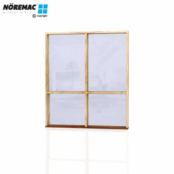 Timber Fixed Window, 1570 W x 1800 H, Single Glazed