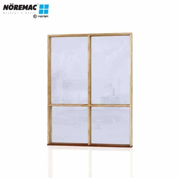 Timber Fixed Window, 1570 W x 2058 H, Double Glazed