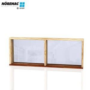 Timber Fixed Window, 1570 W x 600 H, Single Glazed