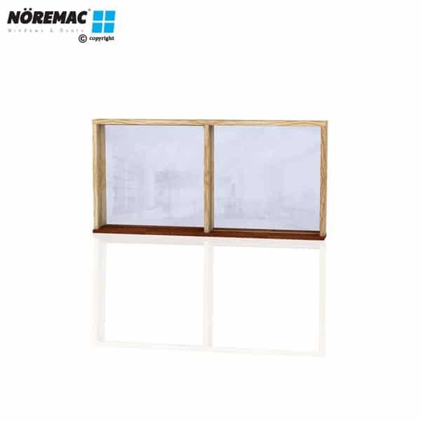 Timber Fixed Window, 1570 W x 772 H, Single Glazed