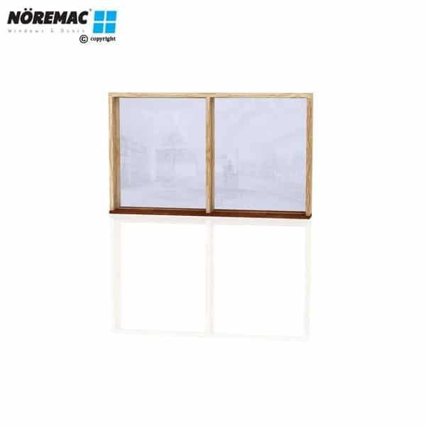 Timber Fixed Window, 1570 W x 944 H, Double Glazed