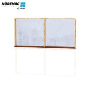 Timber Fixed Window, 2170 W x 1030 H, Double Glazed