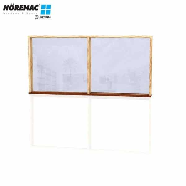 Timber Fixed Window, 2170 W x 1030 H, Single Glazed