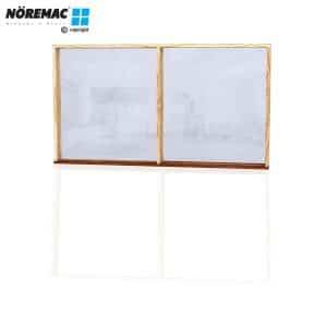 Timber Fixed Window, 2170 W x 1200 H, Double Glazed