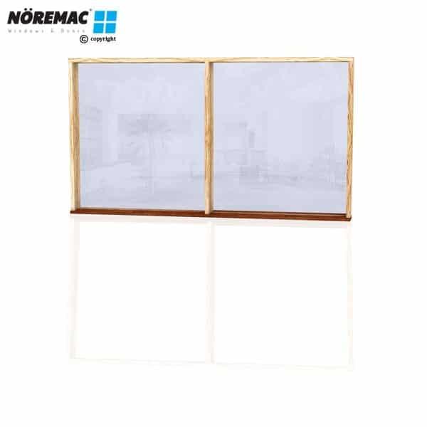 Timber Fixed Window, 2170 W x 1200 H, Single Glazed