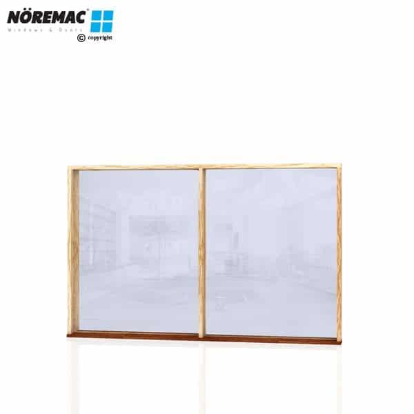 Timber Fixed Window, 2170 W x 1370 H, Single Glazed
