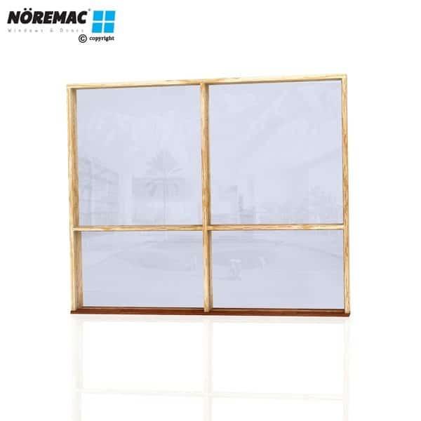 Timber Fixed Window, 2170 W x 1800 H, Double Glazed
