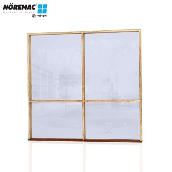 Timber Fixed Window, 2170 W x 2058 H, Single Glazed