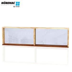 Timber Fixed Window, 2170 W x 600 H, Double Glazed