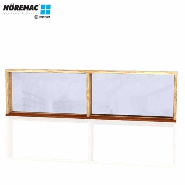 Timber Fixed Window, 2170 W x 600 H, Single Glazed