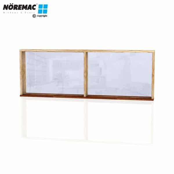 Timber Fixed Window, 2170 W x 772 H, Single Glazed