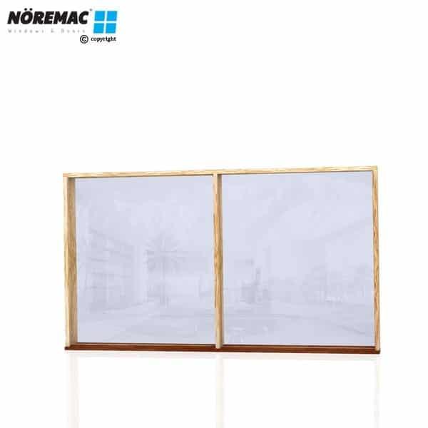 Timber Fixed Window, 2410 W x 1370 H, Double Glazed
