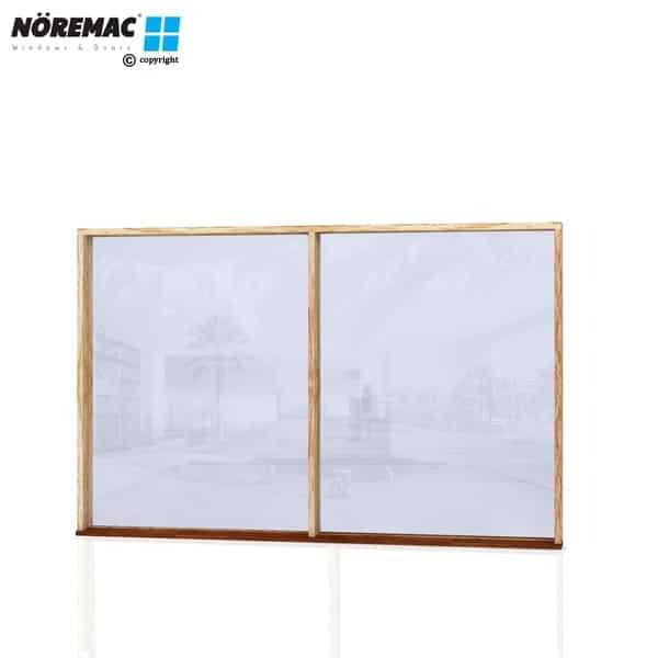 Timber Fixed Window, 2410 W x 1540 H, Double Glazed