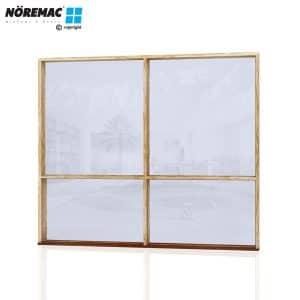 Timber Fixed Window, 2410 W x 2058 H, Double Glazed