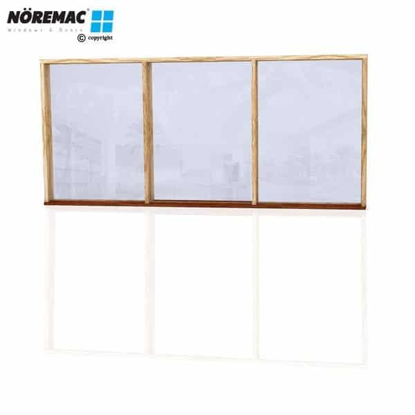 Timber Fixed Window, 2650 W x 1200 H, Single Glazed
