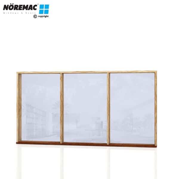 Timber Fixed Window, 2650 W x 1370 H, Single Glazed