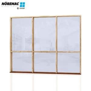 Timber Fixed Window, 2650 W x 2100 H, Double Glazed