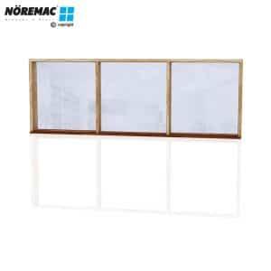 Timber Fixed Window, 2650 W x 944 H, Double Glazed