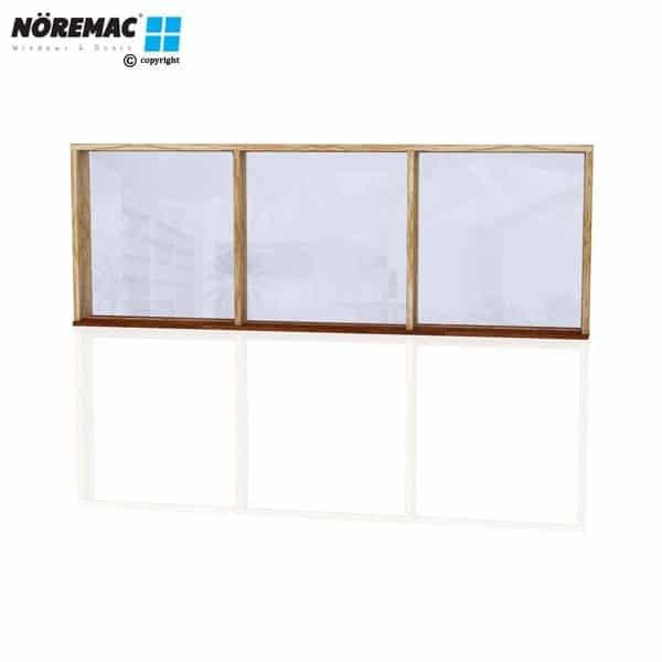 Timber Fixed Window, 2650 W x 944 H, Single Glazed