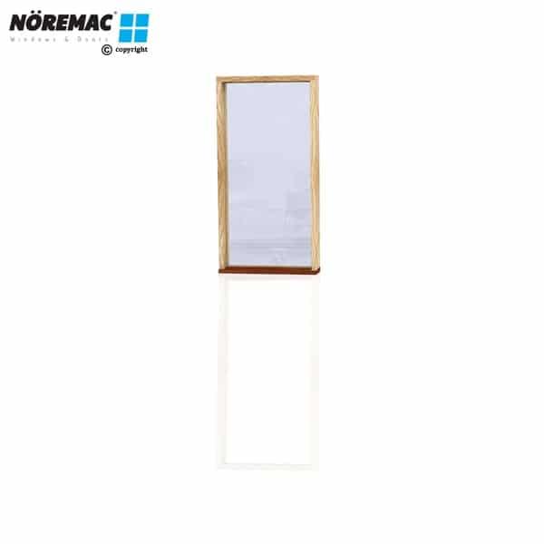 Timber Fixed Window, 610 W x 1200 H, Single Glazed