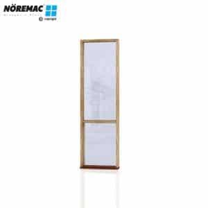 Timber Fixed Window, 610 W x 2058 H, Single Glazed