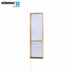 Timber Fixed Window, 610 W x 2100 H, Single Glazed