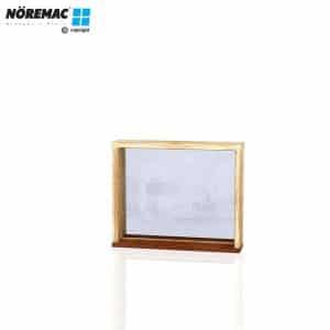 Timber Fixed Window, 730 W x 600 H, Double Glazed