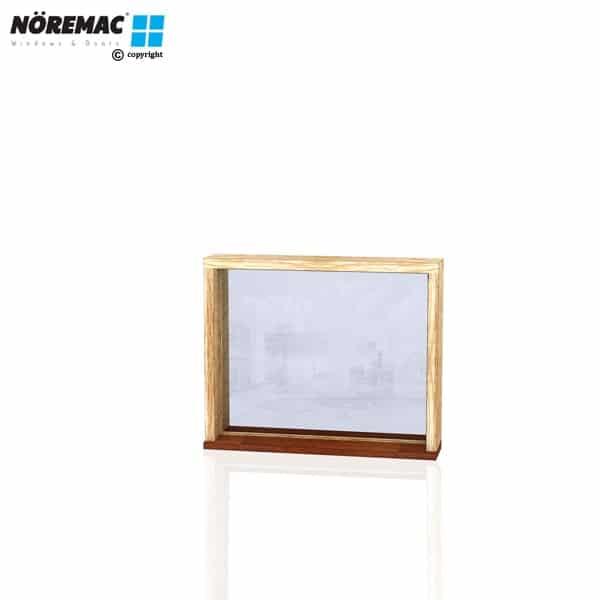 Timber Fixed Window, 730 W x 600 H, Single Glazed