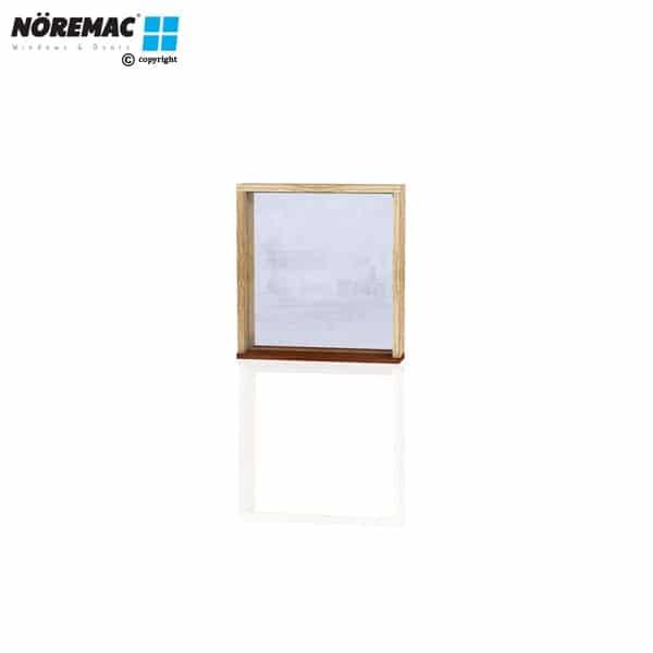 Timber Fixed Window, 730 W x 772 H, Single Glazed