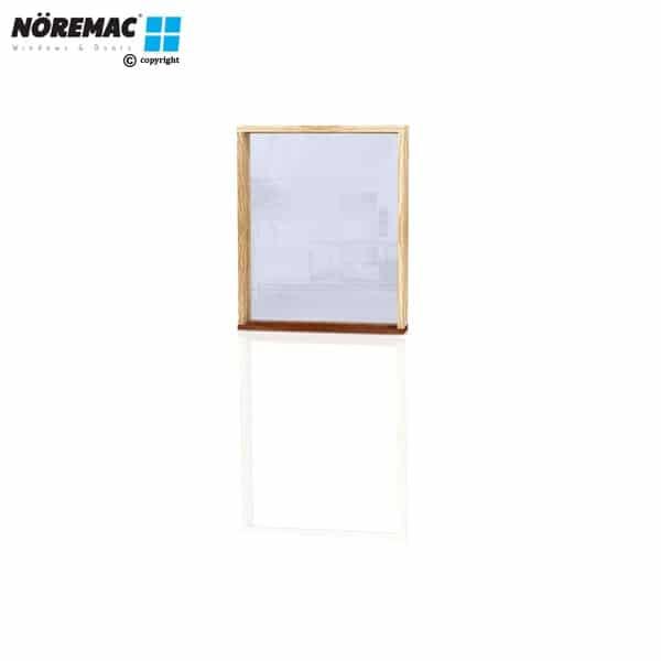 Timber Fixed Window, 850 W x 1030 H, Single Glazed