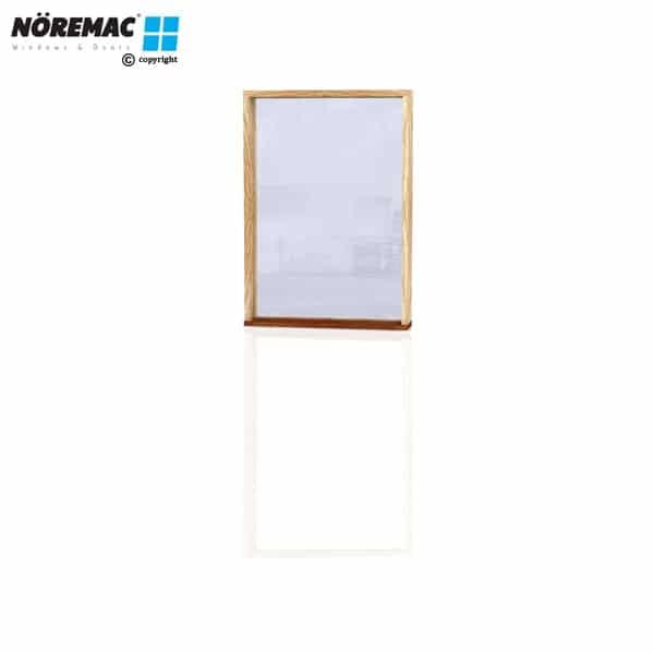 Timber Fixed Window, 850 W x 1200 H, Double Glazed