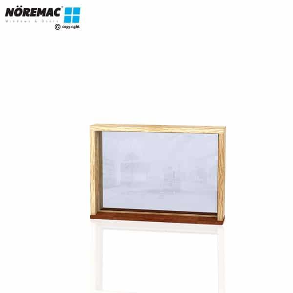 Timber Fixed Window, 850 W x 600 H, Single Glazed