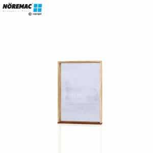 Timber Fixed Window, 970 W x 1370 H, Single Glazed